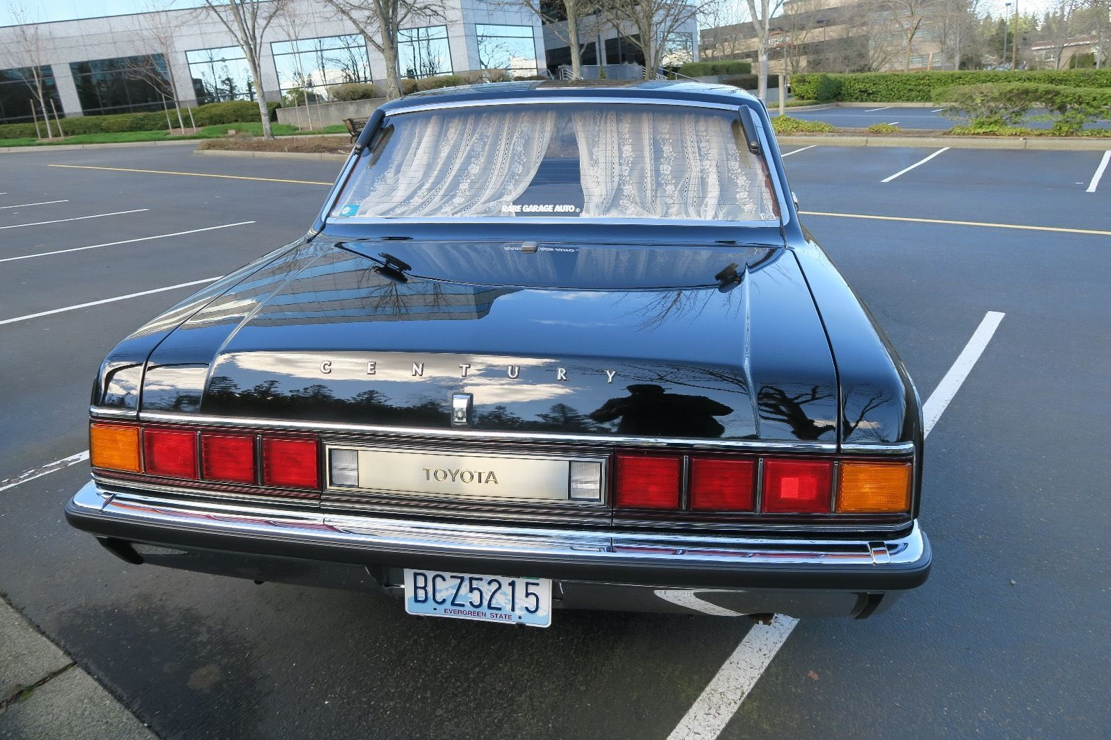 Rare Rides In Memoriam Toyota Century The Truth About Cars