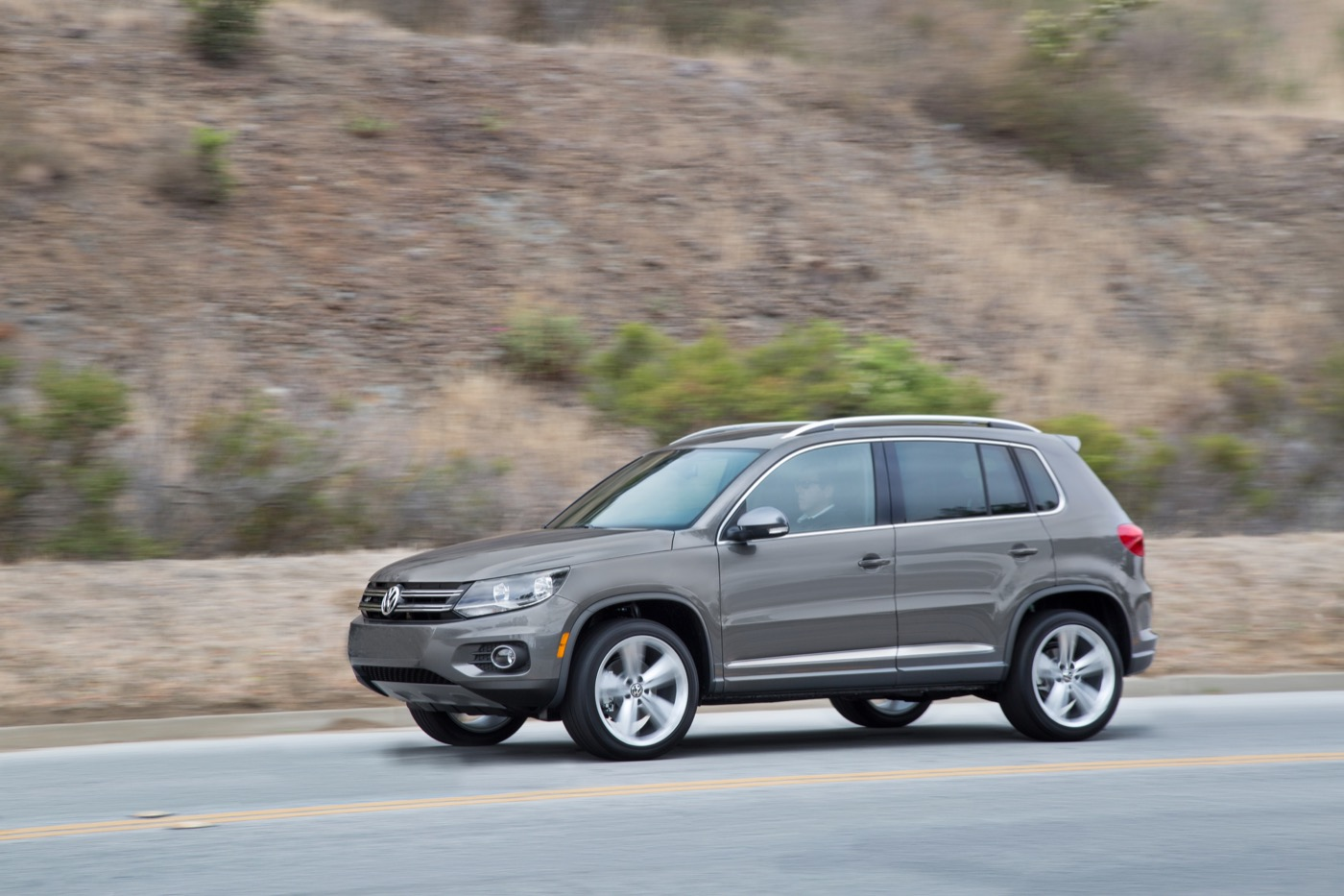 2018 Volkswagen Tiguan Limited Gets Extra Gears, More MPGs