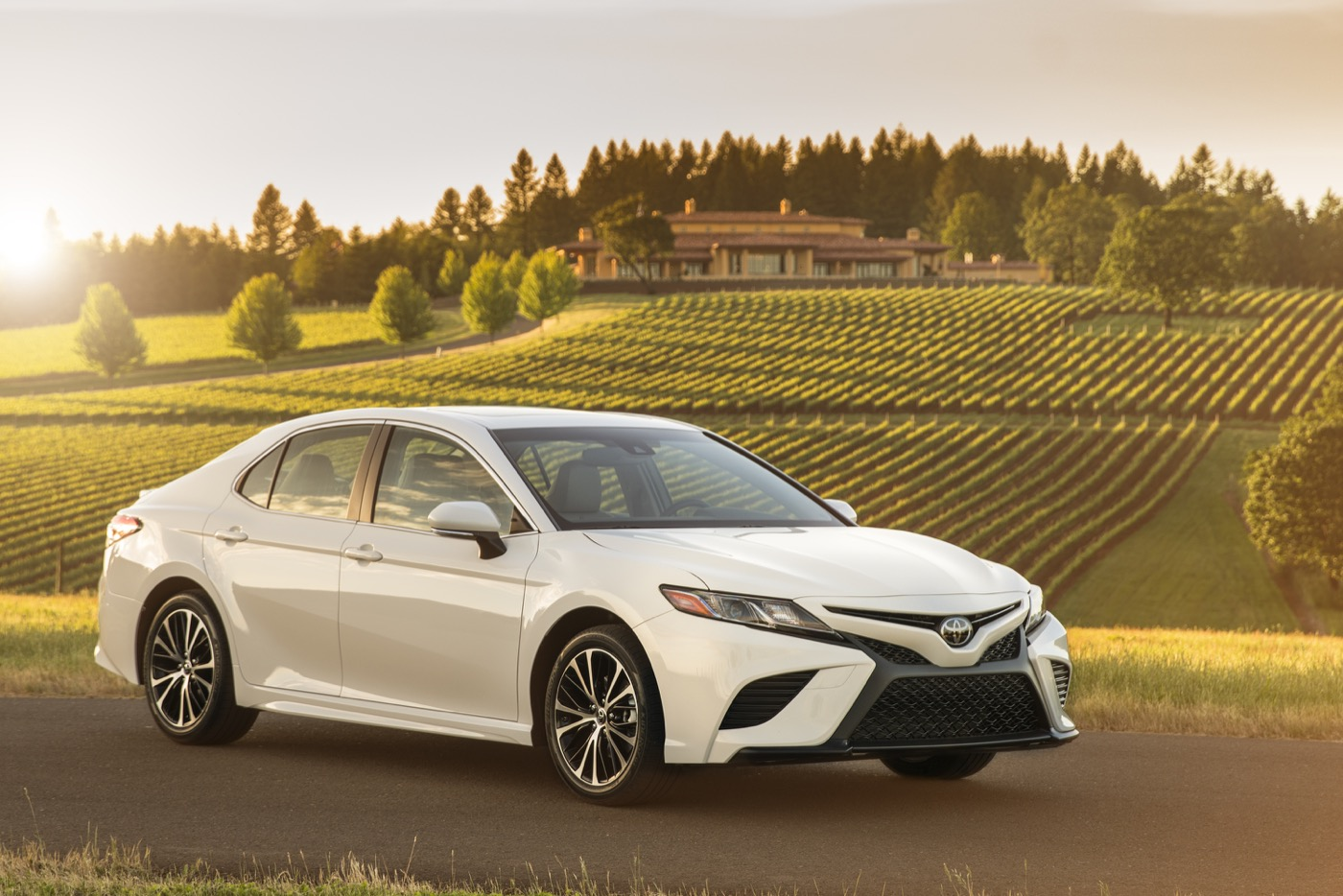 Toyota Truly Believes 2018 Camry Will Do For Midsize