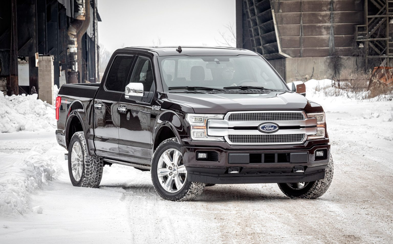 I2018 Ford F 150 Mage Motor Co