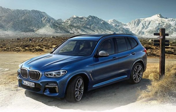 Official 2018 BMW X3 Photos Leaked Prematurely - The Truth About Cars