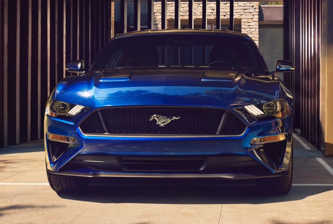 Get ready to hear about the 2020 ford mustang all the time for three years