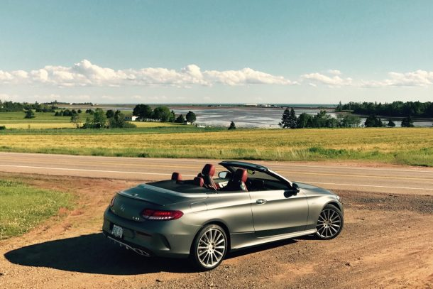 http://www.thetruthaboutcars.com/wp-content/uploads/2017/07/2017-Mercedes-AMG-C43-Cabriolet-610x407.jpg