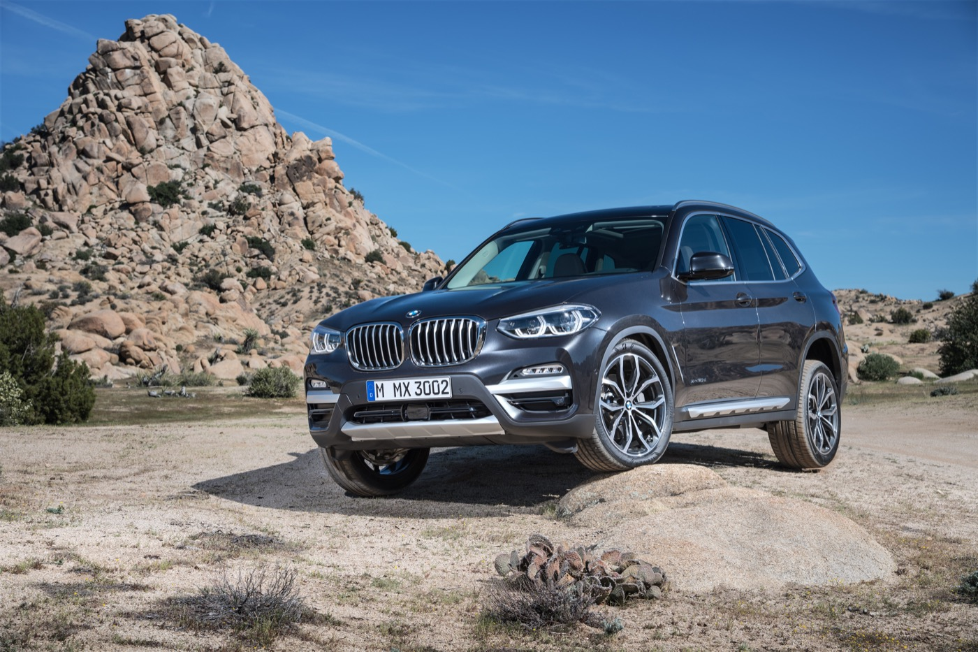 the third generation bmw x3 must be the best selling small luxury crossover in 2018 ceo says. Black Bedroom Furniture Sets. Home Design Ideas