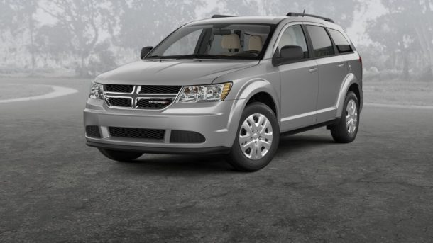 Image: 2017 Dodge Journey SE, via FCA