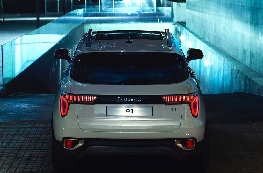 Ford Challenges Lynk & Co for Sounding Too Much Like Lincoln