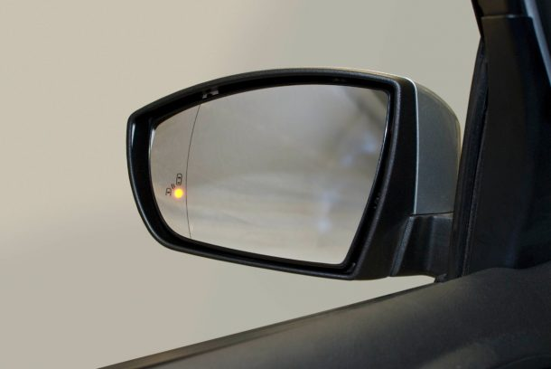 blind spot, Image: Ford