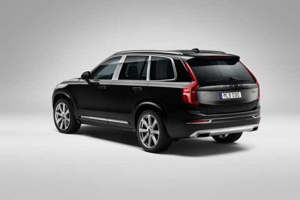2017 Volvo Xc90 Excellence Image