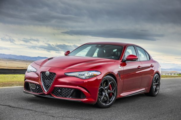 We Urge You Do Not Lease An Alfa Romeo Giulia Quadrifoglio Not Yet - Lease alfa romeo