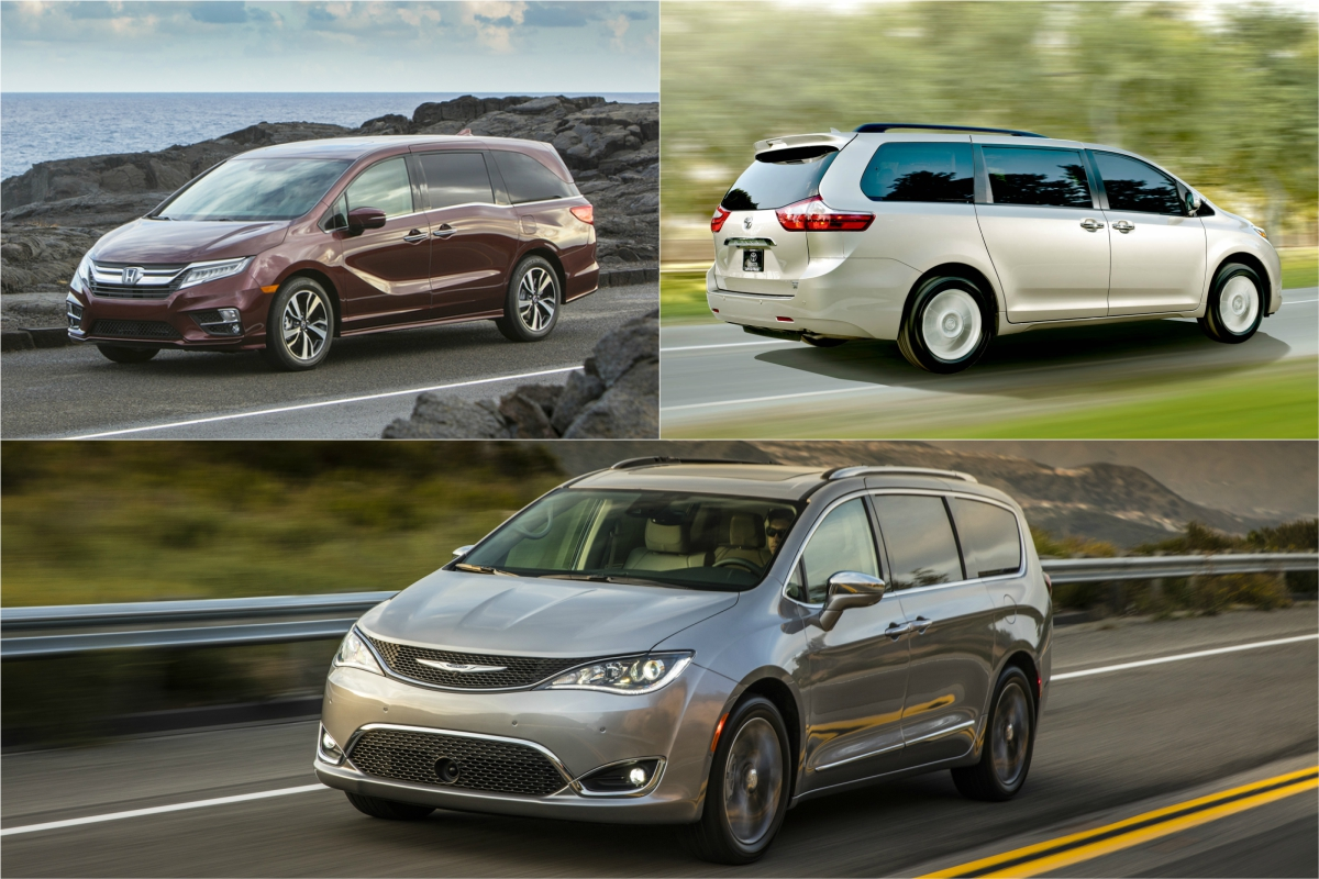 The 2018 Honda Odyssey Just Lost A Minivan Comparison Test But To Whom And Why