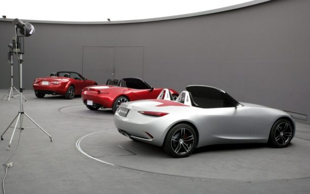 ND Mazda MX-5 Miata Design Exercises - Image: Mazda