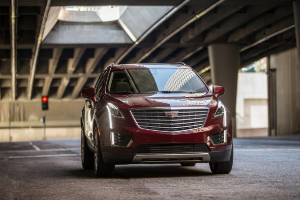 It Looks Like Cadillac Is Sticking With Its Alphanumeric Naming