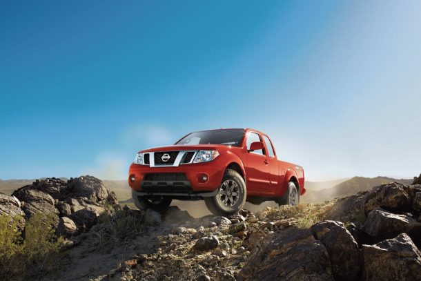 2017 Nissan Frontier King Cab - Image: Nissan