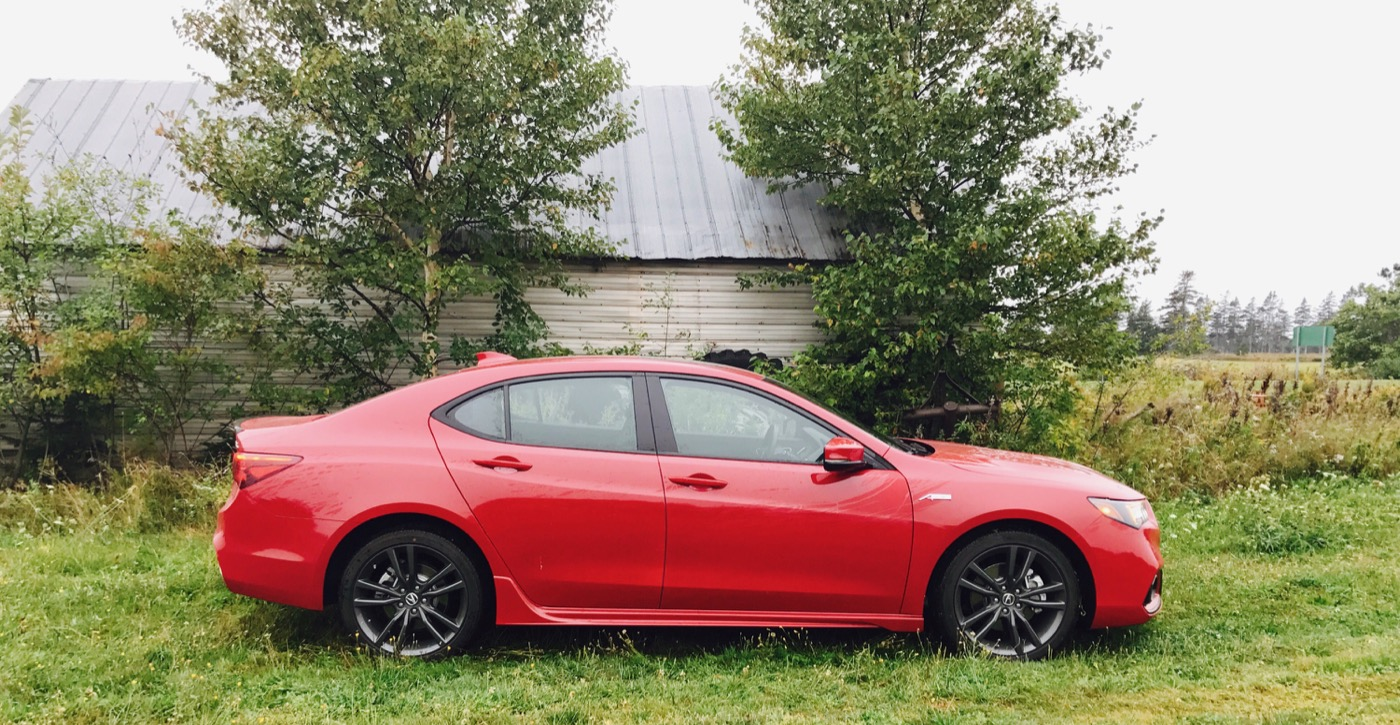 2018 acura tlx review v6 super handling all wheel drive a spec tech package. Black Bedroom Furniture Sets. Home Design Ideas