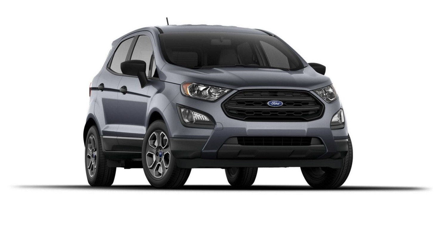 2018 Ford EcoSport Will Not Be the Cheapest Subcompact Crossover