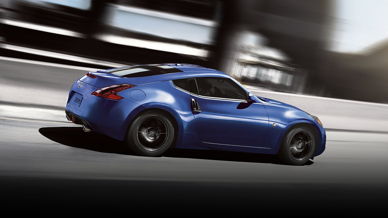 Nissan Z370 Coupe >> Ace of Base: 2018 Nissan 370Z