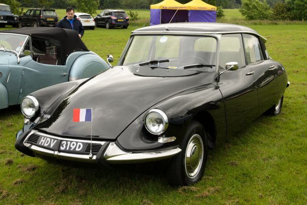 Citroen Ds Image Wikimedia Commons