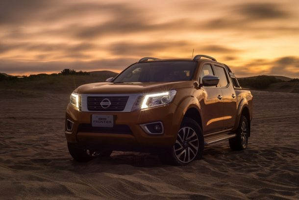"Nissan Mexico NP300 ""New Frontier"" - Image: nissan"