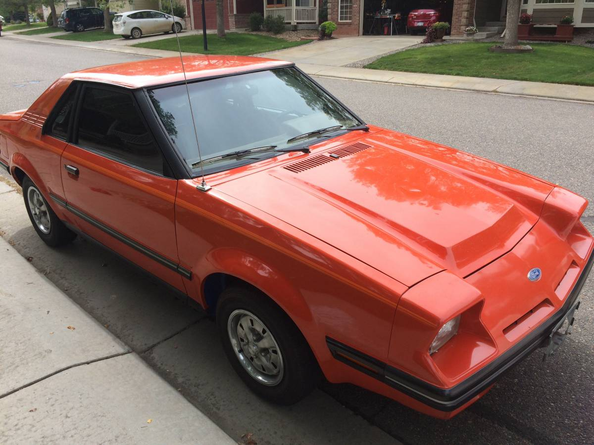 Image 1983 ford exp