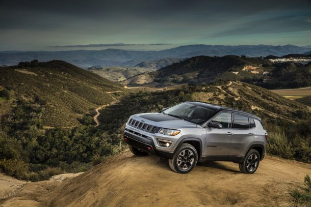 All-new 2017 Jeep® Compass Trailhawk - Image: Jeep