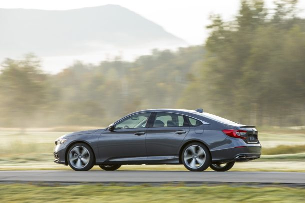 The 2018 Honda Accord 2 0t Is In Fact Quicker Than A 2017 V6