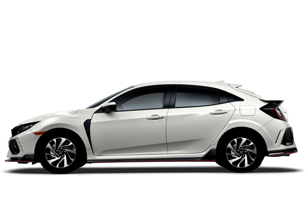 218 Honda Civic Type R base illustration - Image: Honda, Illustration: The Truth About Cars