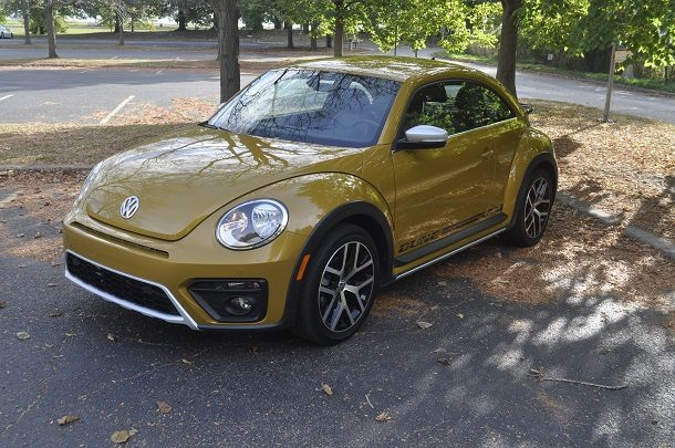 2017 Volkswagen Beetle Dune Review – A Bug, Not a Buggy