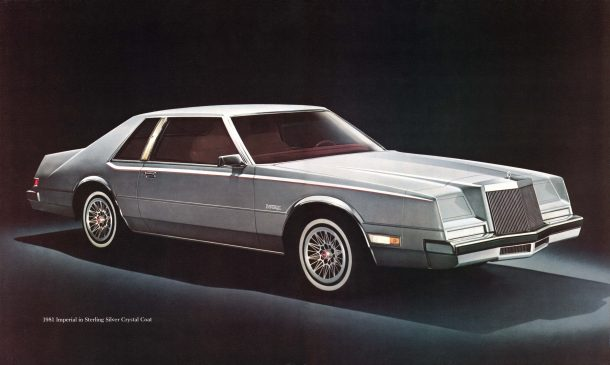 1981 Chrysler Imperial, Image: imperialclub.org