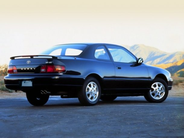 Image: 1996 Toyota Camry Coupe