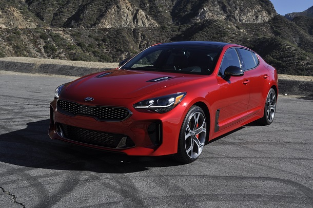 2018 Kia Stinger Review A Good Recipe In Need Of Some