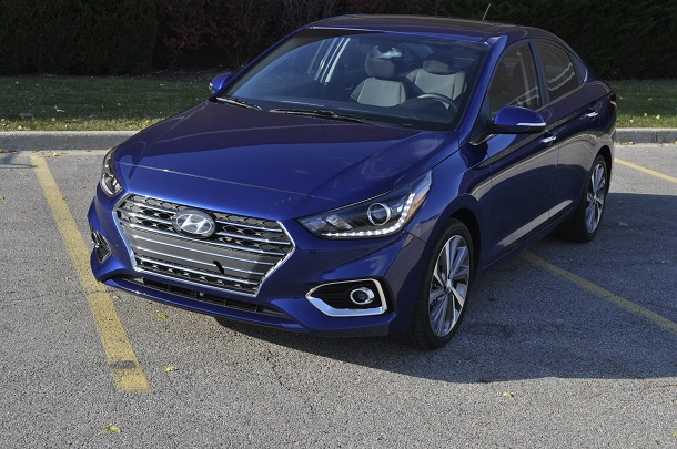 2018 Hyundai Accent First Drive – Comfort Can Be Cheap ...