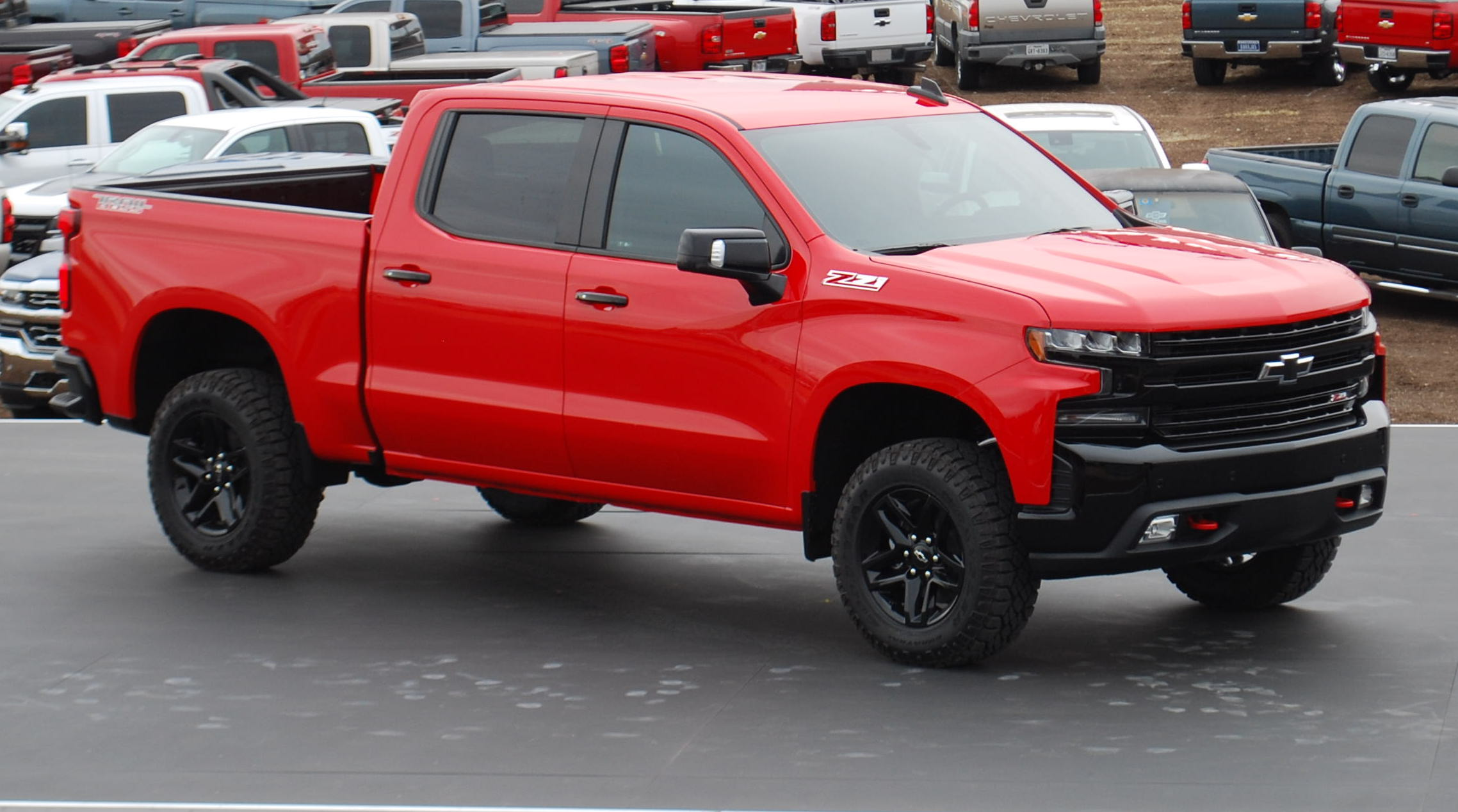 Texas Surprise 2019 Chevrolet Silverado Trail Boss The Truth About Cars