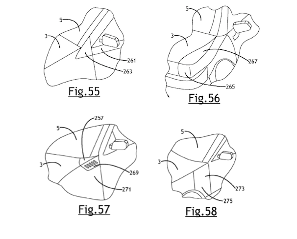 gm patents exterior airbag pop up headlights set for triumphant 05 Chevy Silverado Aftermarket Bumpers gm exterior airbag