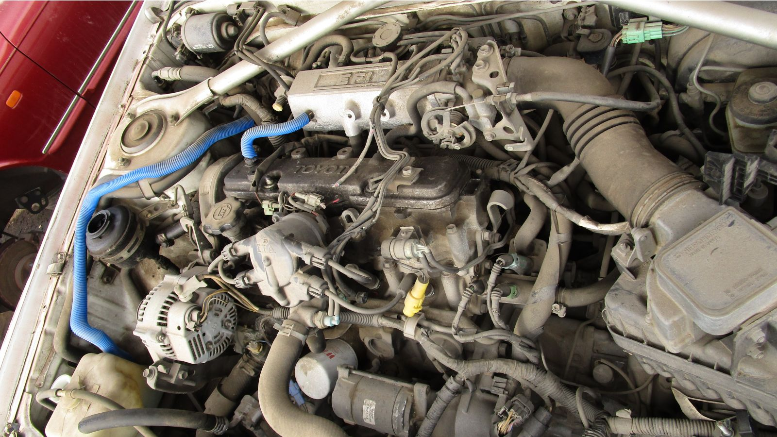 Junkyard Find: 1986 Toyota Celica GT Coupe - The Truth About Cars