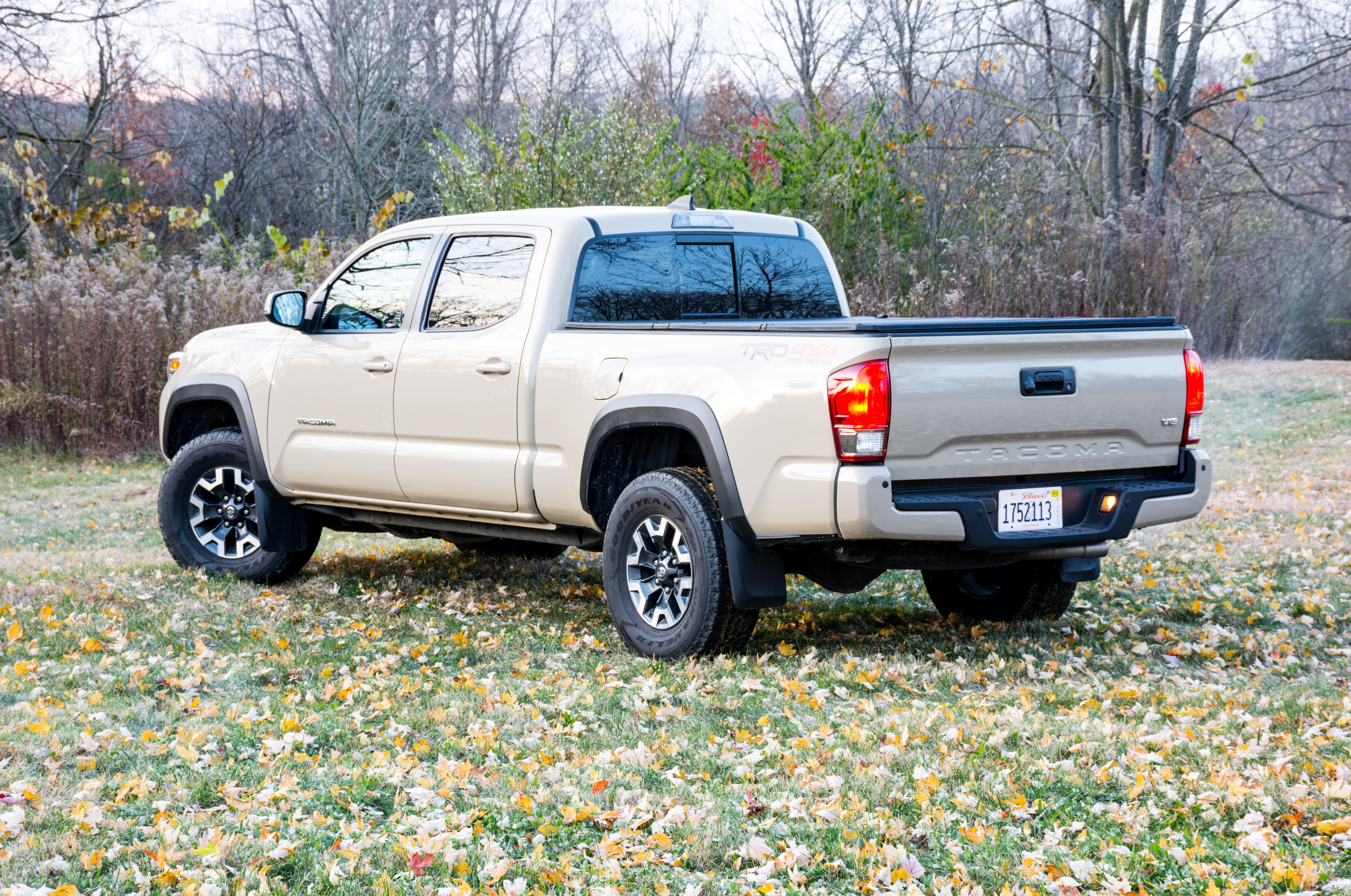 2017 Toyota Tacoma TRD Off-Road Review - Conquering the ...