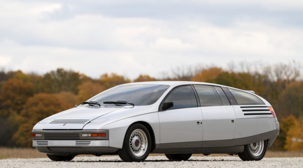 Image: 1983 LINCOLN QUICKSILVER GHIA