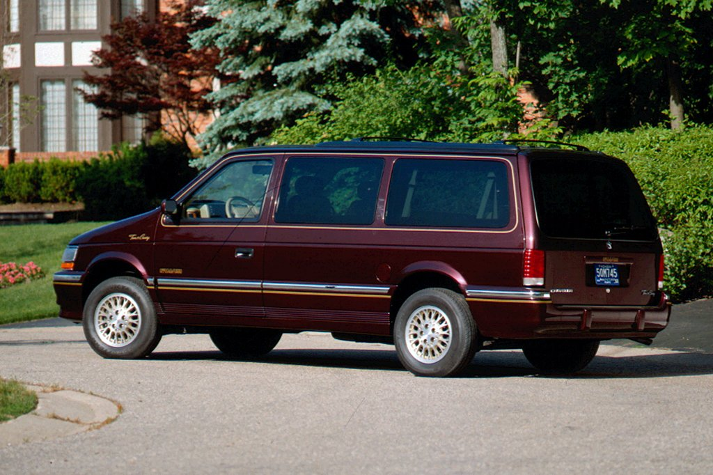 Image 1994 Chrysler Town Country