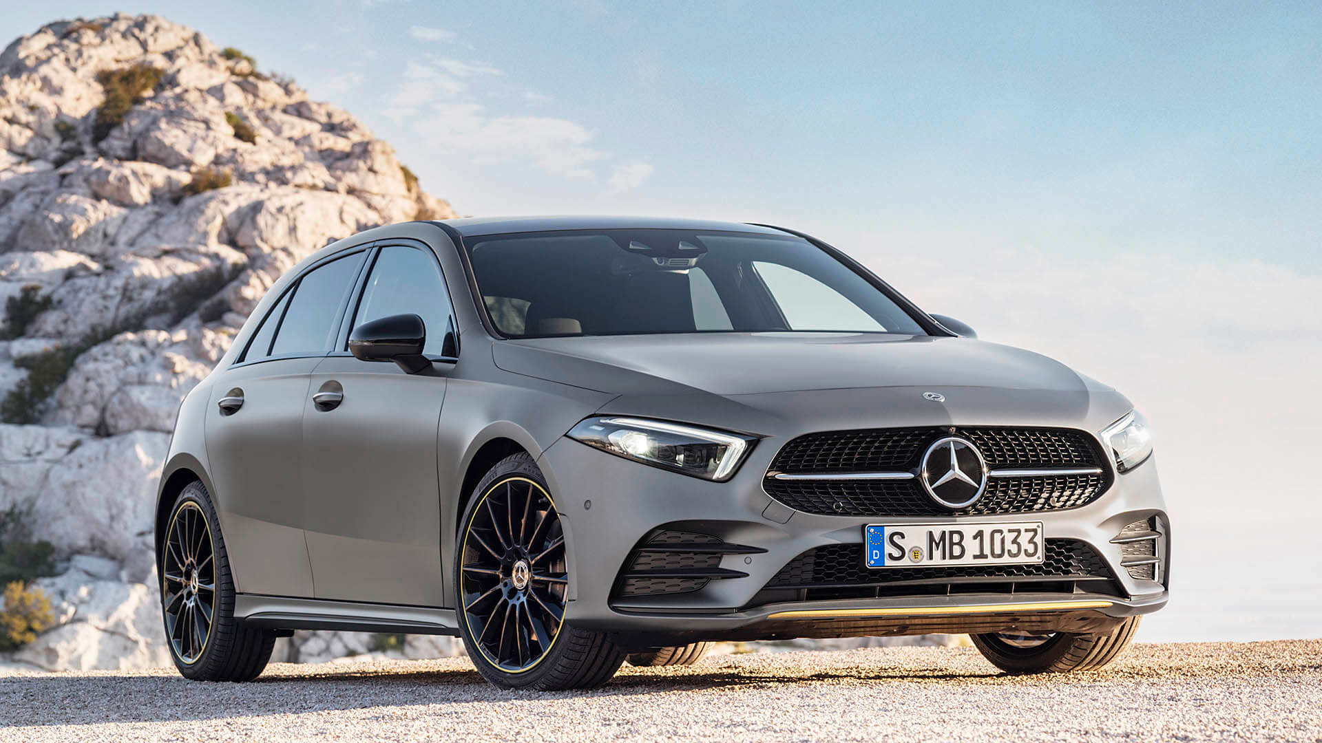 Coming to America: Mercedes-Benz Unveils the New A-Class