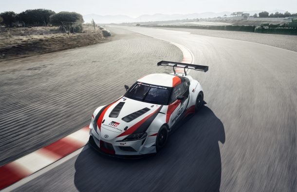 Toyotau0027s Return Of The Supra Has To Be The Most Exciting Vehicle Nobody  Knows Anything About Right Now. We Know It Was Co Developed With BMW Using  The Same ...
