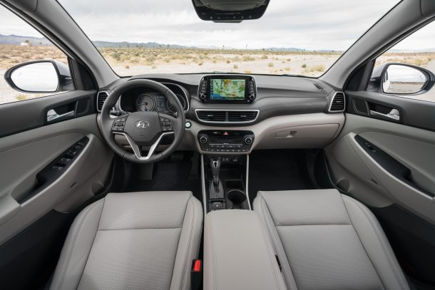 2019 Hyundai Tucson: There's No Replacement for Displacement
