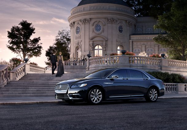 Image: Lincoln Motor Company