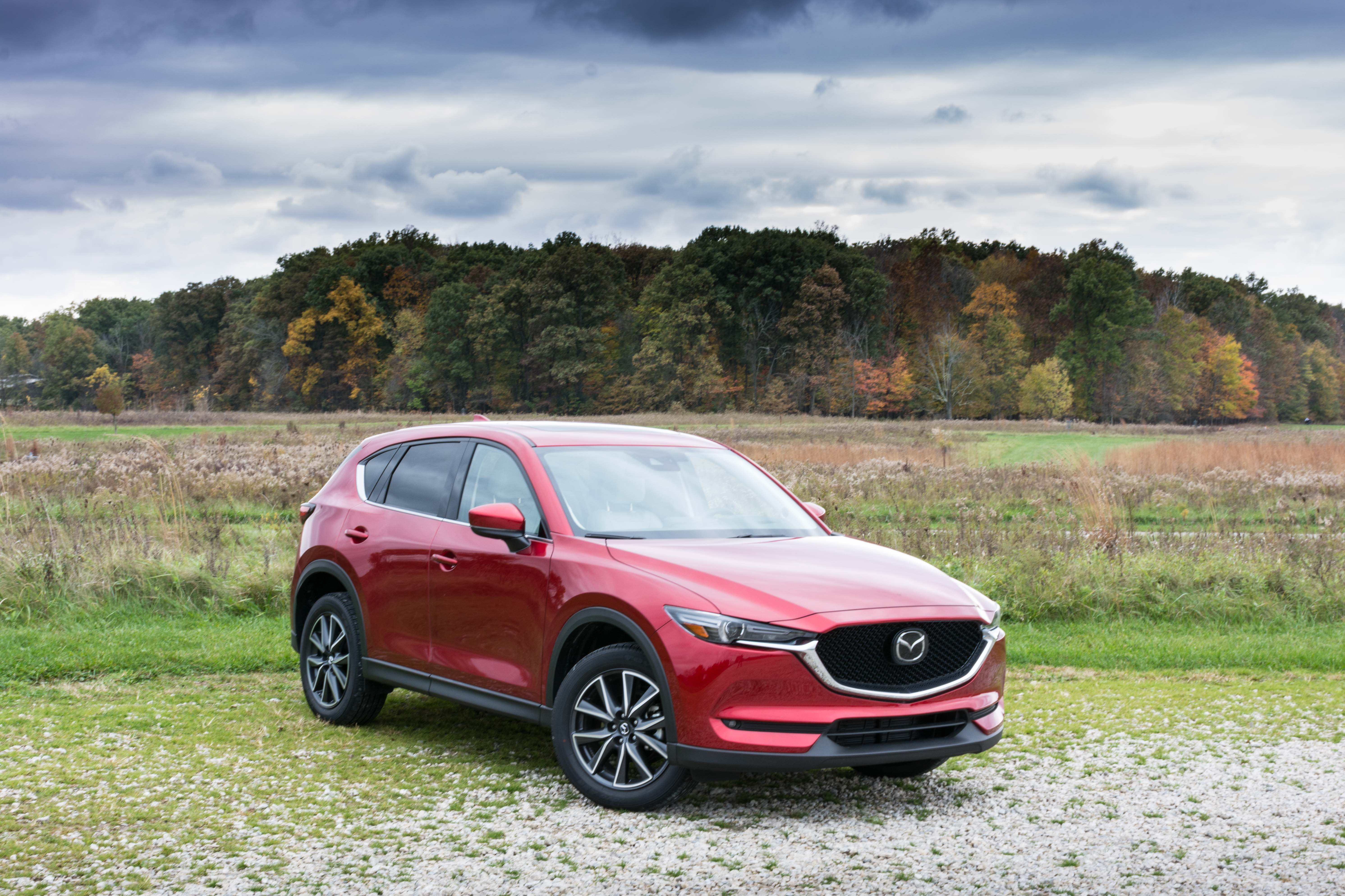 2017 Mazda CX-5 Grand Touring AWD Review – Crossing Over ...