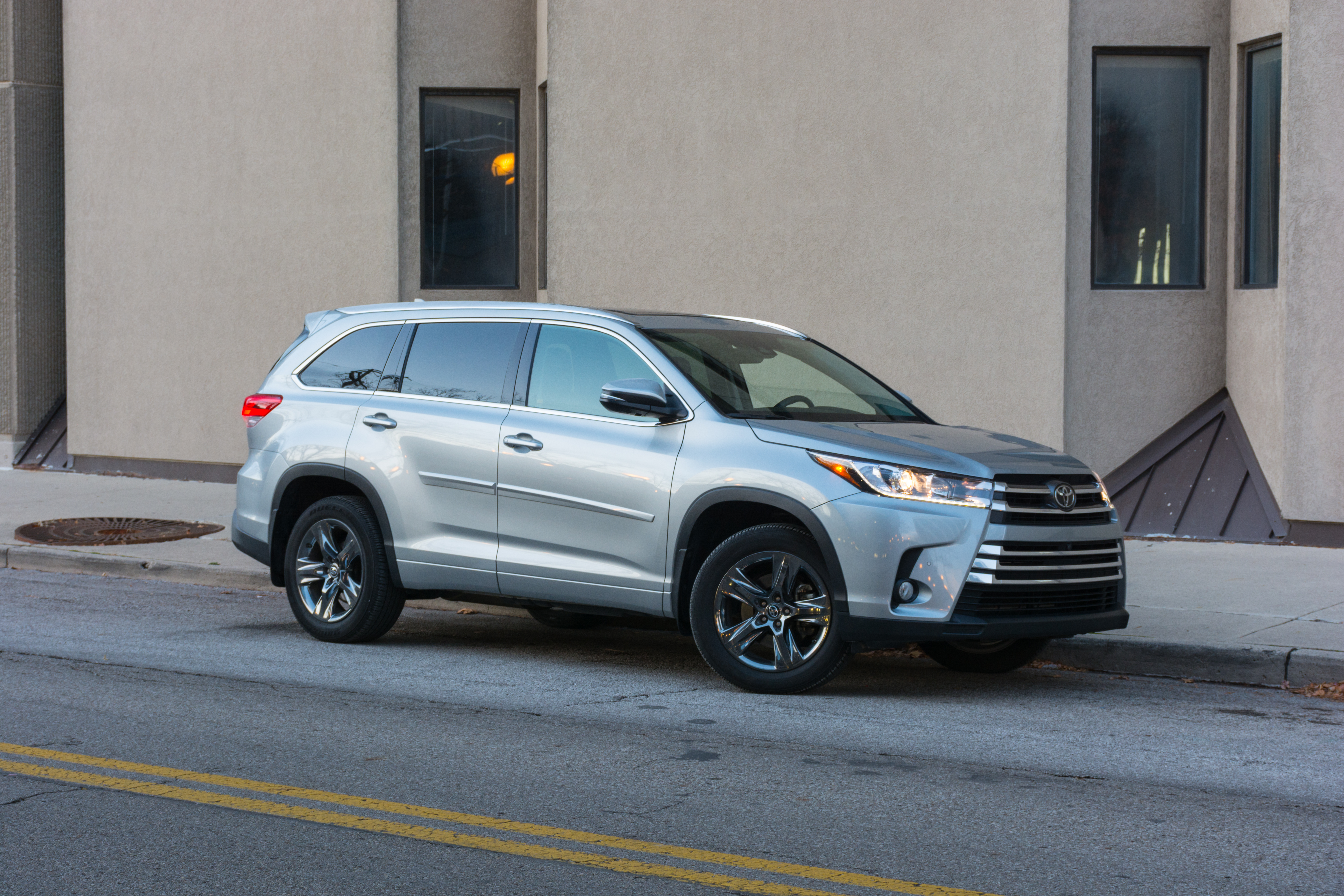 2017 Toyota Highlander Limited Platinum Review The Family Truckster Updated