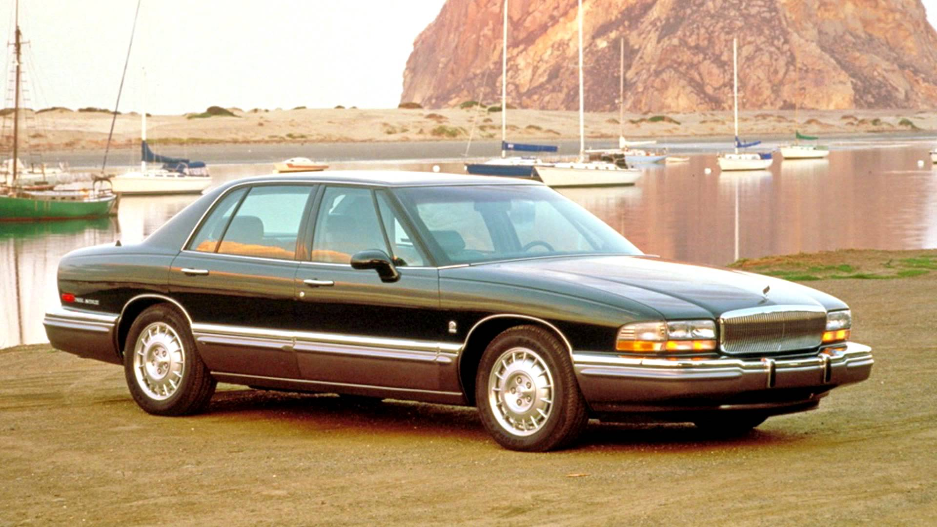 Qotd Whats Your Favorite American Vehicle From The 1990s 1991 Buick Park Avenue Wiring Schematic