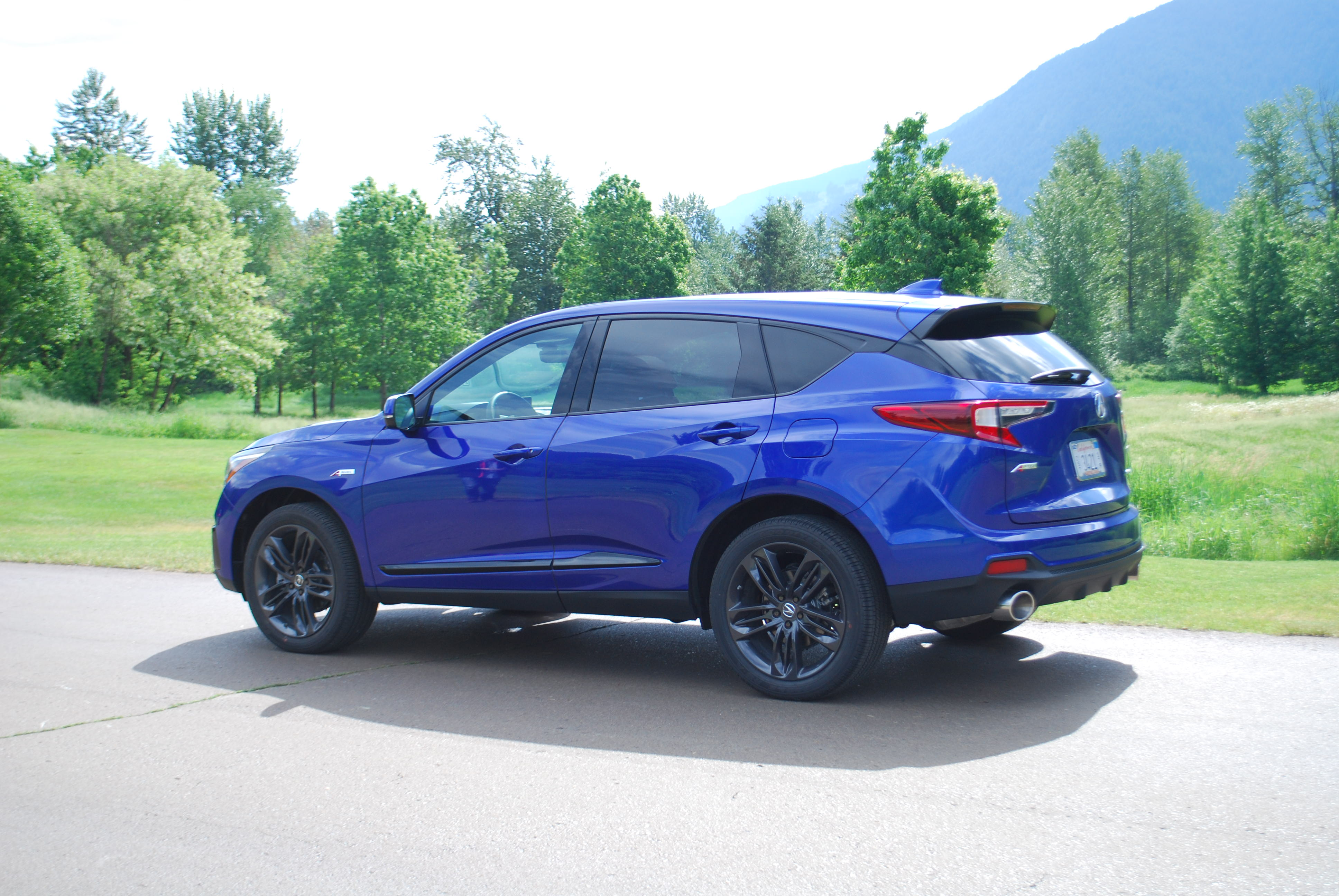 2019 acura rdx first drive - turn up the volume