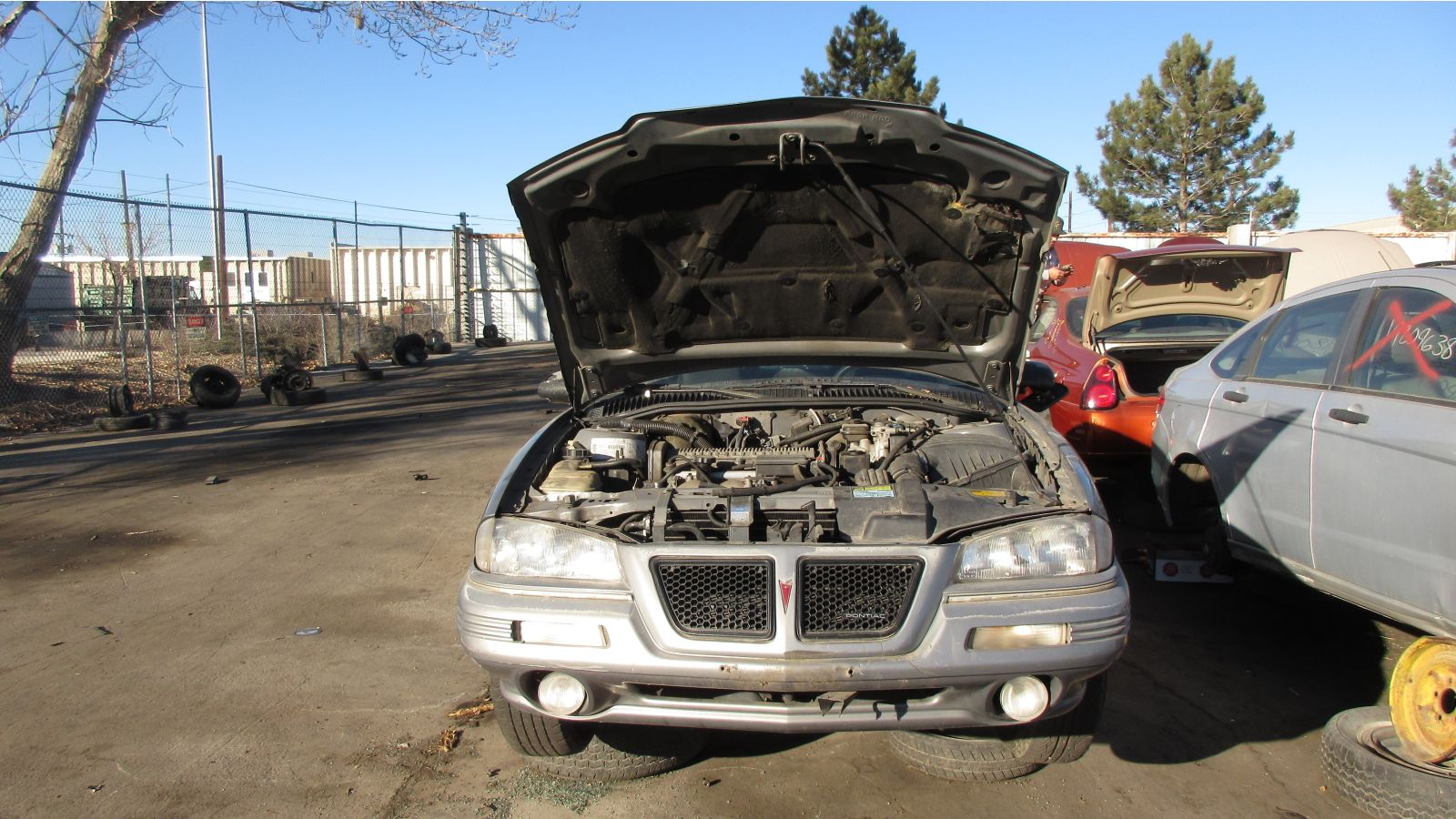 Lexus Dealership Phoenix >> Junkyard Find: 1994 Pontiac Grand Am SE Sport Coupe - The ...