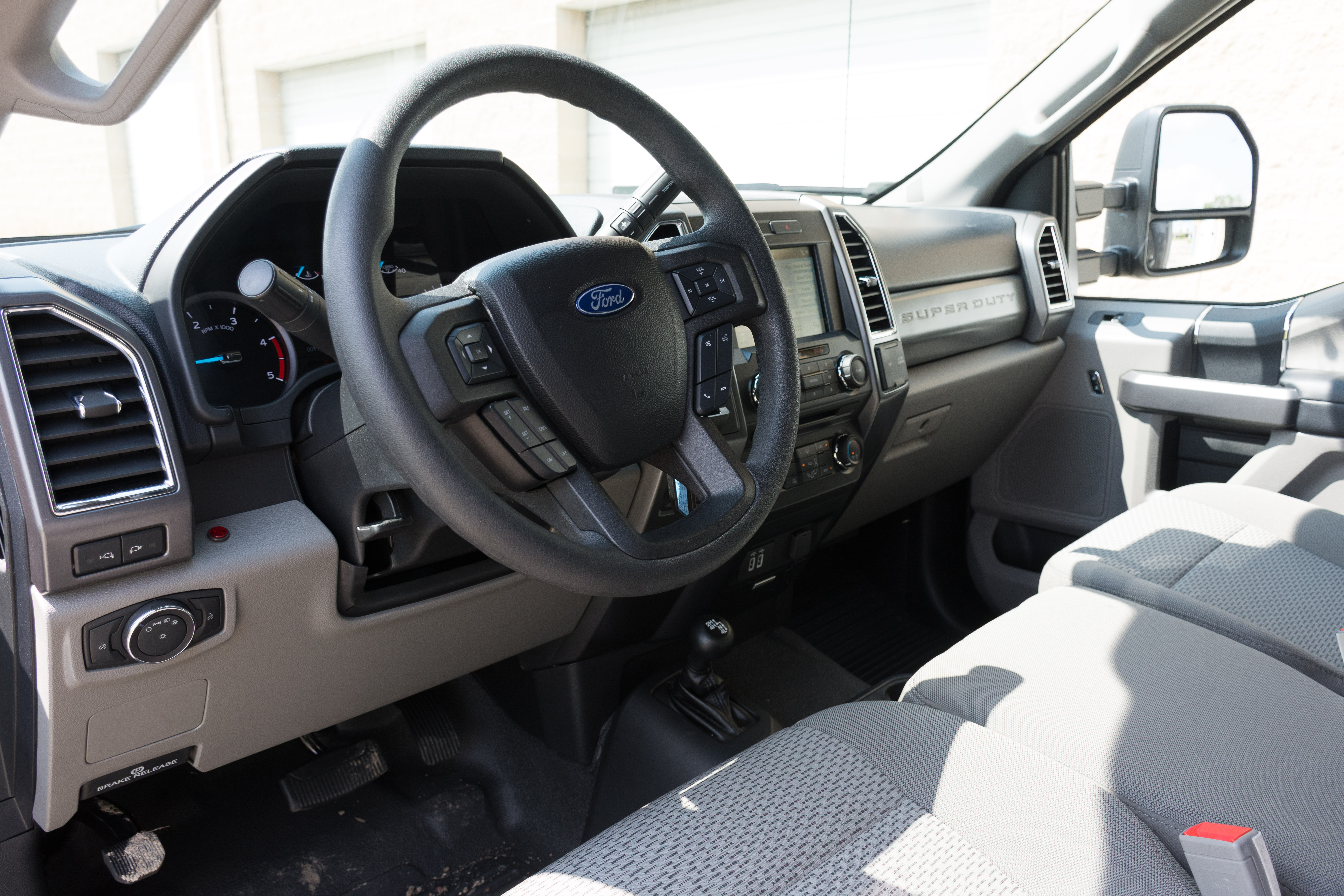 2018 Ford F 550 Super Duty Review Put The Load Right On Me The