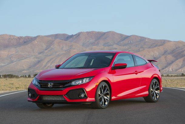 HELL YEAH: 2019 Honda Civic Si Comes With Larger ...