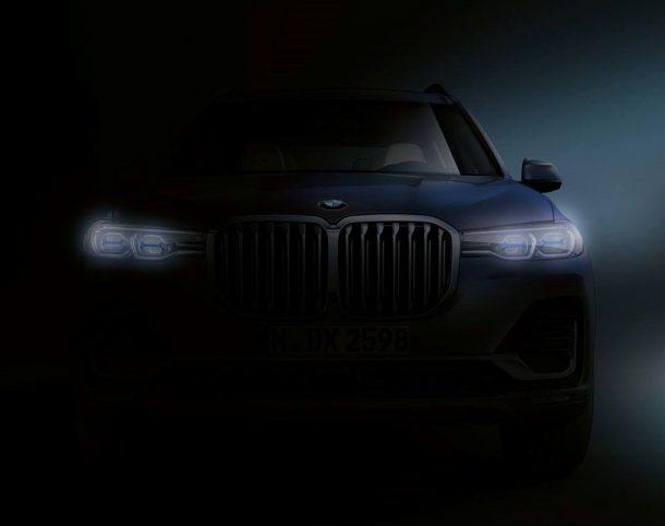The Most Expensive SUV By Bavarian Carmaker – 2020 BMW X8 >> Beastly Bmw X7 Teased Ahead Of Debut The Truth About Cars