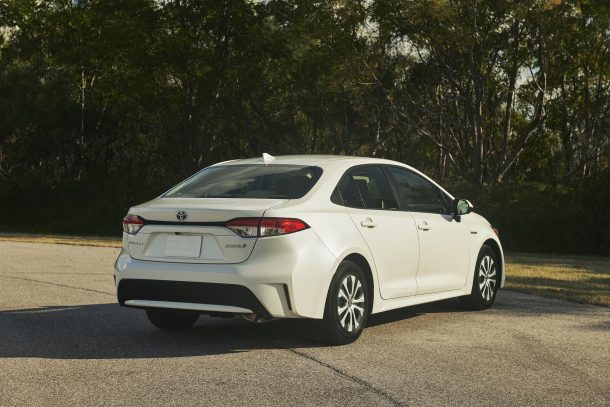 An Awd Hybrid Corolla Could Hen But What Becomes Of Toyota S C Hr